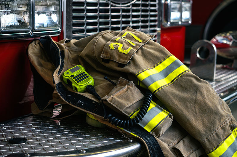 First Responder Issues
