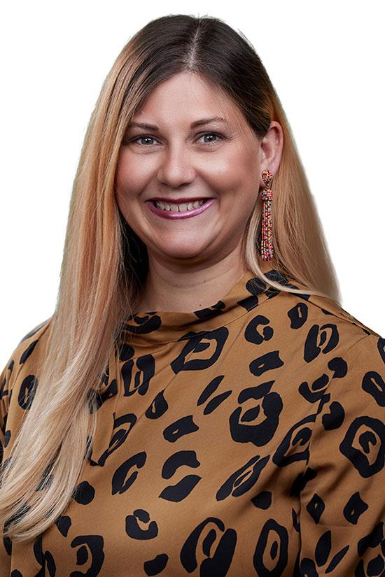 Melissa Hladek, LPCC, ATR-BC