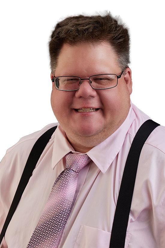 Daniel Udeck (Wellness Grove Support Representative)